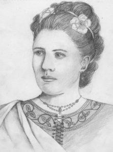 Königin Bergund