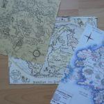 Alte Karten